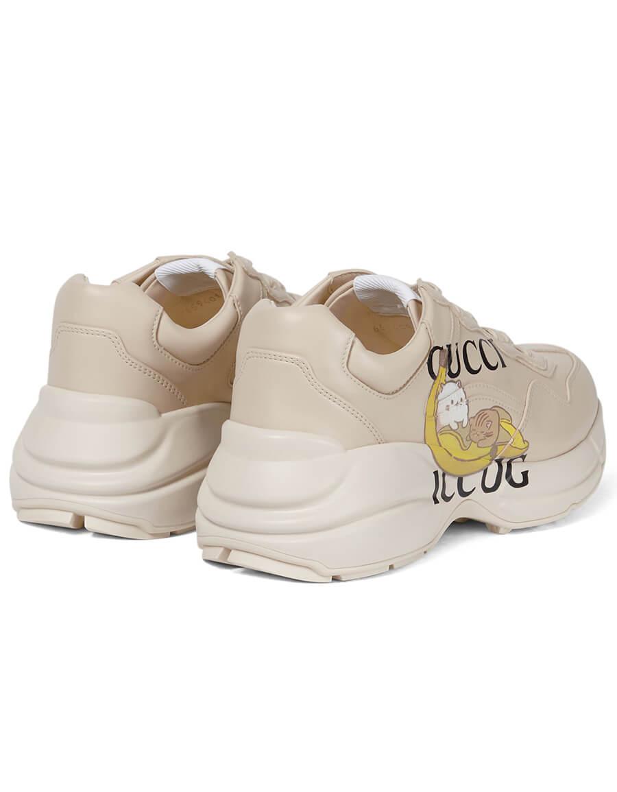 GUCCI Bananya© Rhyton sneakers