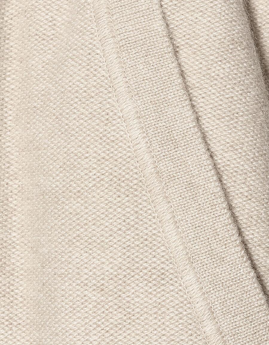 LORO PIANA The Suitcase Stripe cashmere trackpants