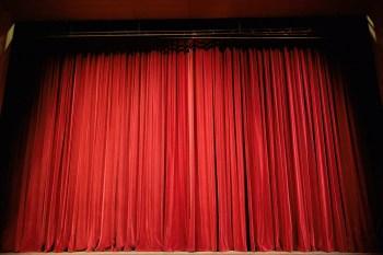 gordijn theater