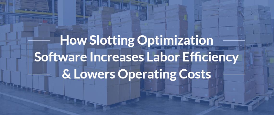 Slotting Optimization Software