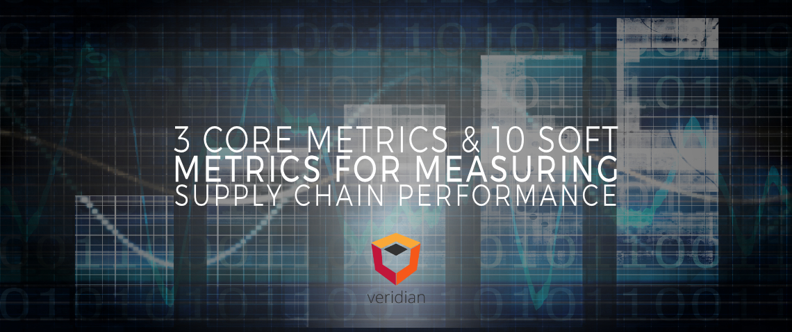 3 Core Metrics & 10 Soft Metrics for Measuring Supply Chain Performance