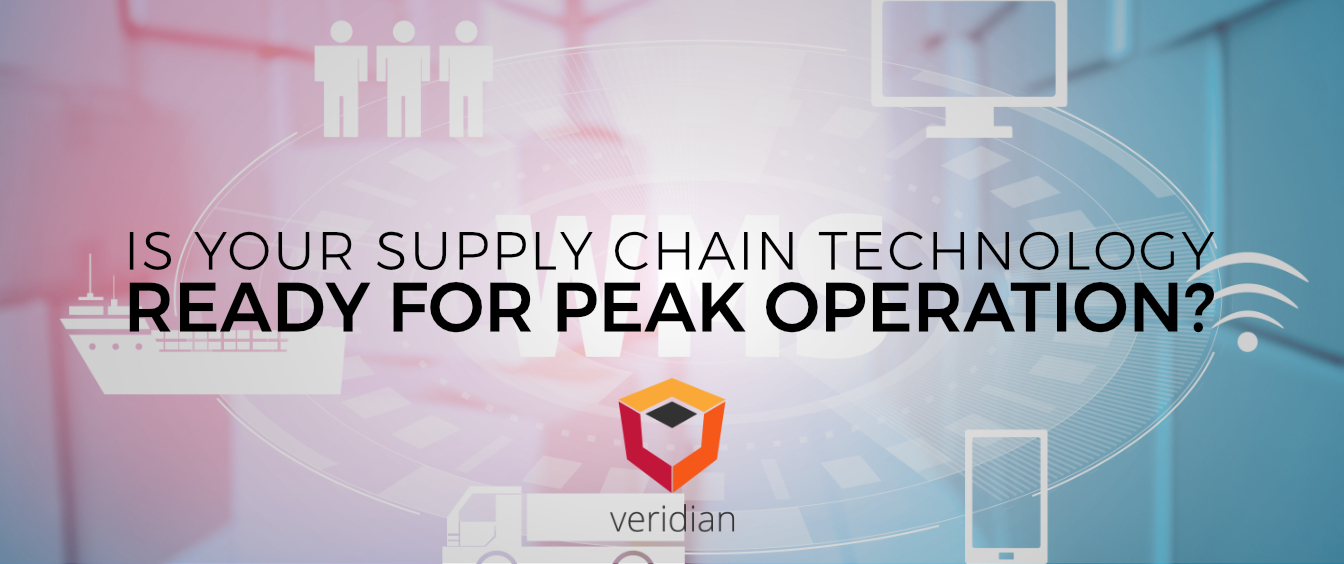 Optimizing Your WMS: Are Your Warehouse Management System & Supply Chain Technology Ready for Peak Operation?