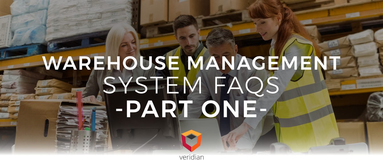 Warehouse Management System FAQs Part I: Top Questions About Immediate System Performance