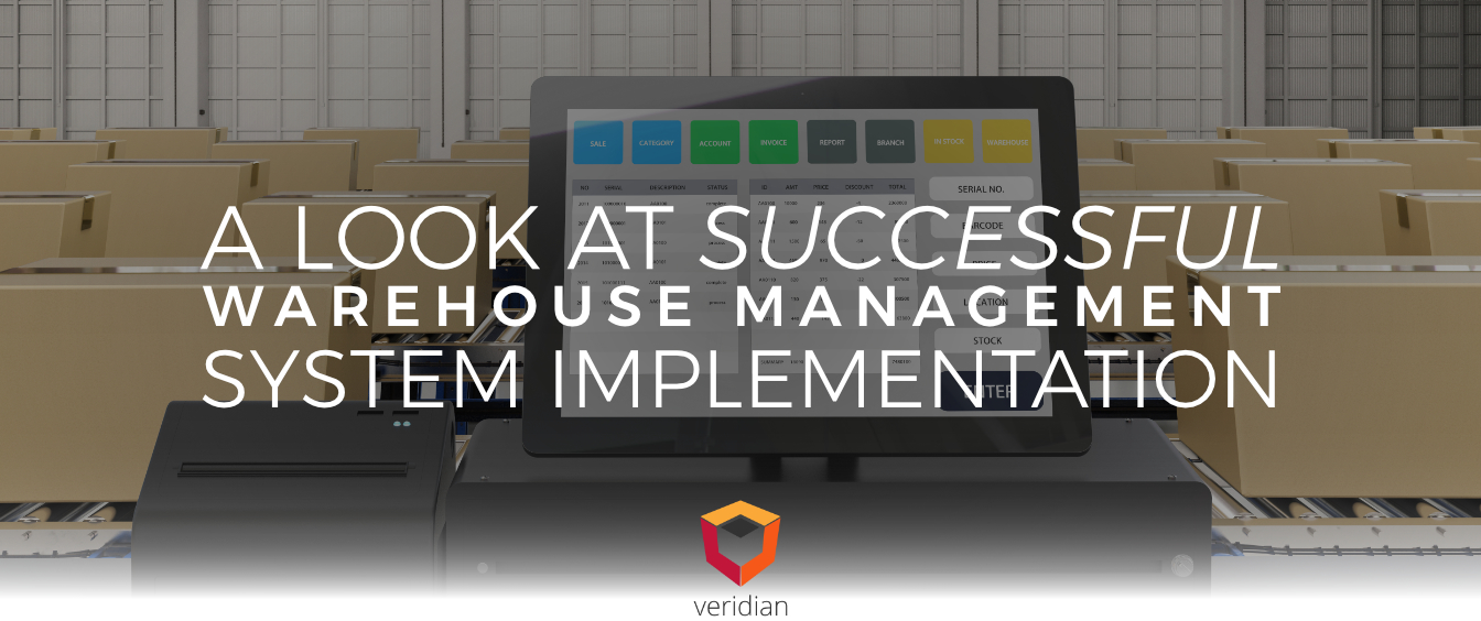 A Look at Successful Warehouse Management System Implementation