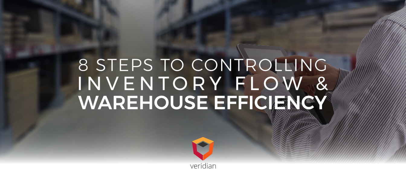 Strategic Logistics: 8 Steps to Controlling Inventory Flow & Driving Warehouse Efficiency