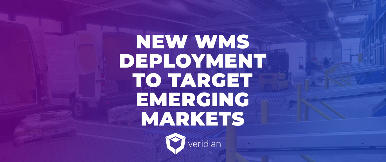 New WMS Deployment to Target Emerging Markets