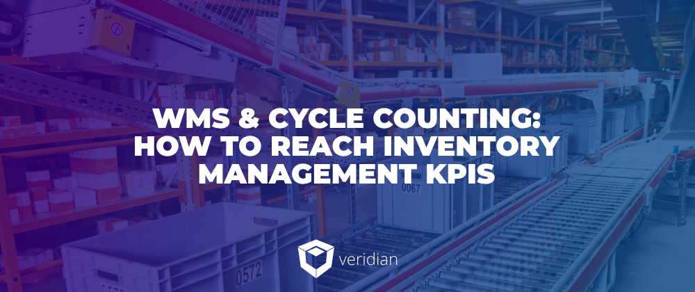 WMS and Cycle Counting: How to Reach Inventory Management KPIs