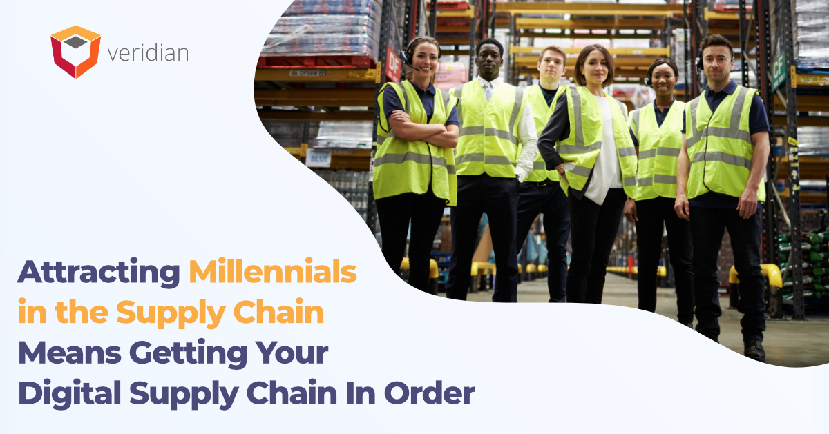 Millennials in the Supply Chain