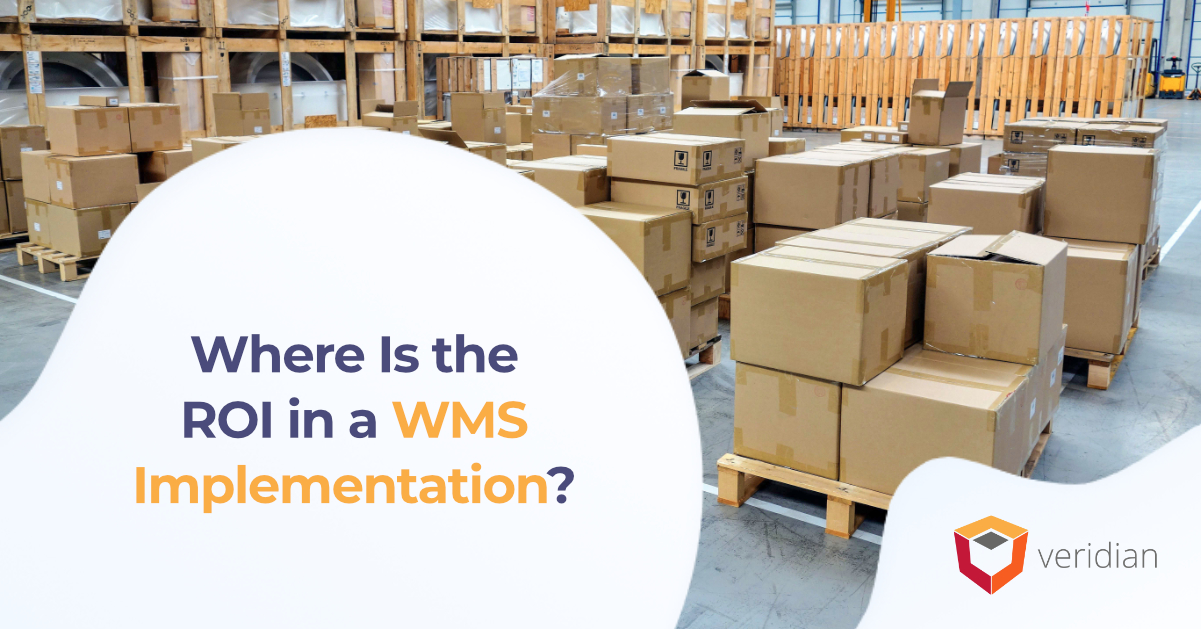 ROI in a WMS Implementation