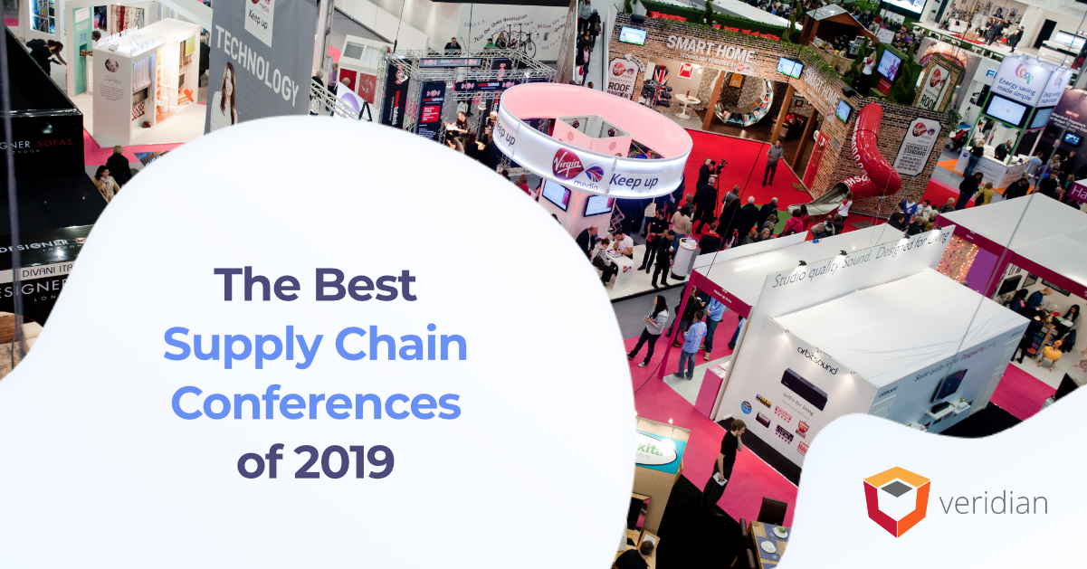 Best Supply Chain Conferences of 2019