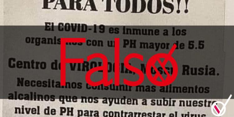 alimentos alcalinos ph falso verificado