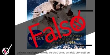 NASA Dioxido FALSO
