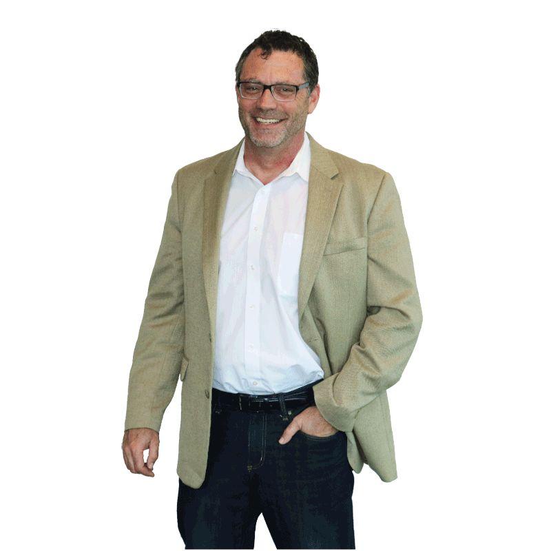 Verified First VP of Business Development, Ian Bellais