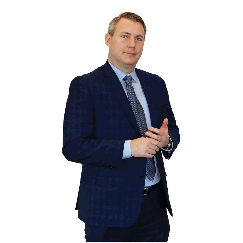 Verified First CFO, Jim Miles