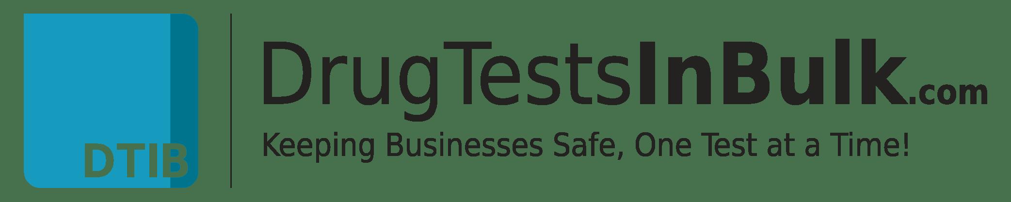 drug tests in bulk logo