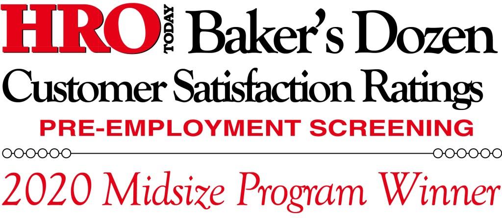 2020 HRO Today Baker's Dozen Screening