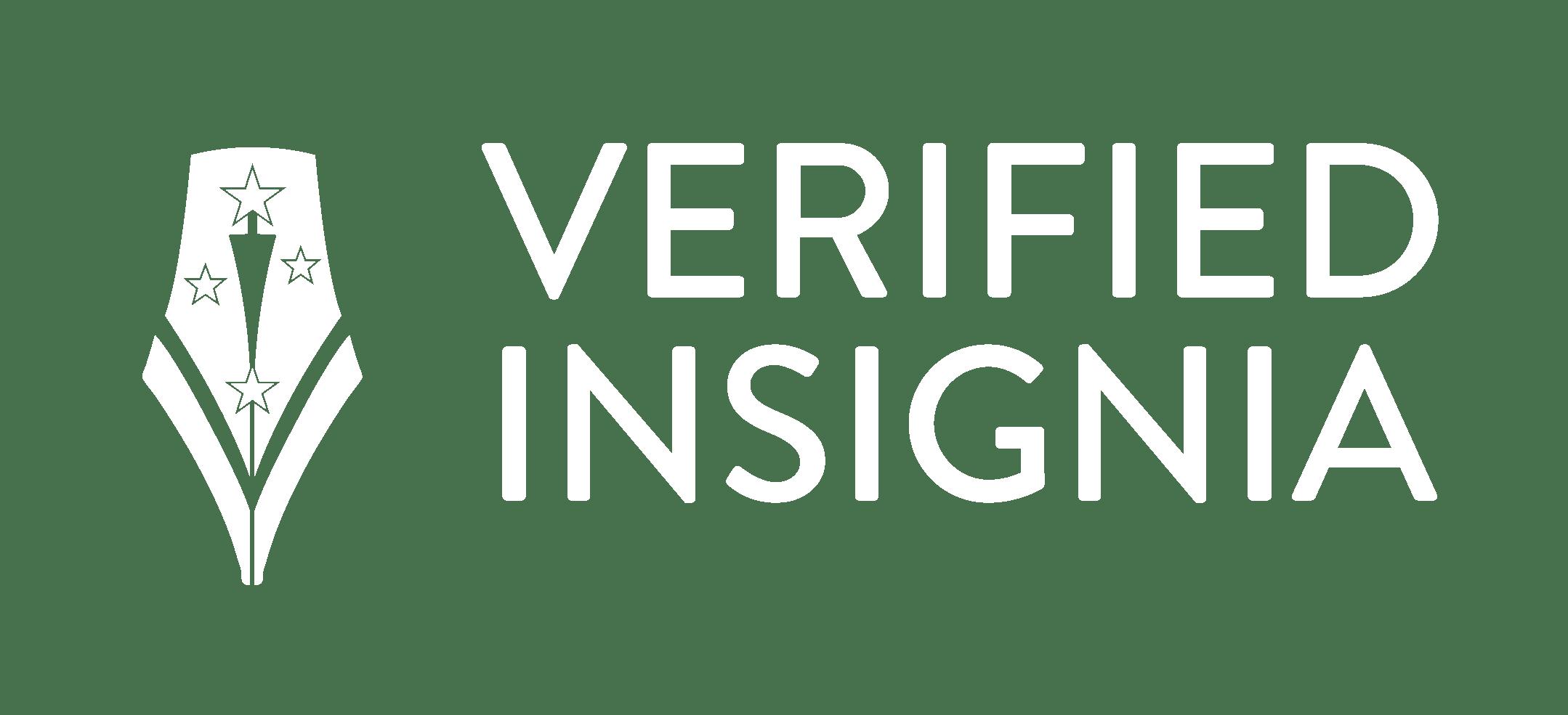 Verified Insignia