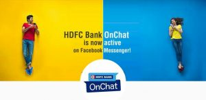 Hdfc bank OnChat Offer