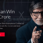 "OnePlus 3T ""Best Smartphone Contest"" Win Rs 1 Crore & 1200 Amazon Egv Weekly"