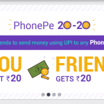 Download Phonepe UPI App Refer & Earn Rs 20 Signup