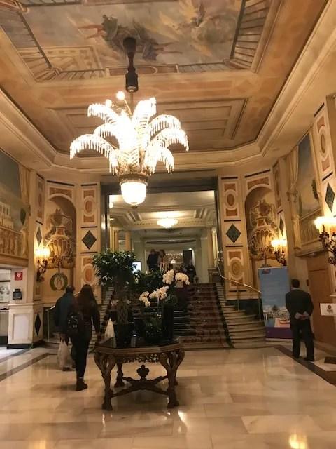 Hotel Palace de Madrid