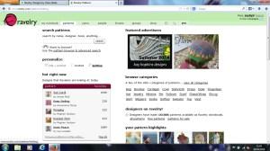 advert screenshot