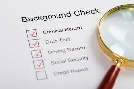 Comprehensive Background Checks