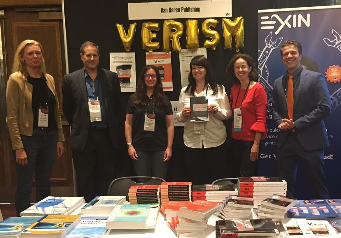 Launch of VeriSM™ : Unwrapped and Applied - a big thank you!