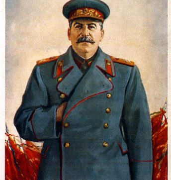 Stalin's reign of terror in the Soviet Union lead to the deaths of millions of his own countrymen. He is often shown in pictures using the hidden hand gesture. No official records have been found that prove Stalin's initiation into Masonry. The hiding of his hand, however, provides an initiate's clue to his possible allegiance to an occult brotherhood.