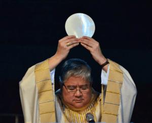 CBCP President Bishop Soc Villegas