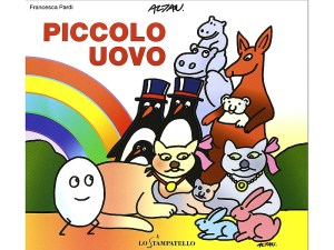 Photo shows the cover of the controversial book by a Lesbian author in a same-sex relationship. The author, whose book promotes homosexuality among children, received the apostolic blessing of the pope.
