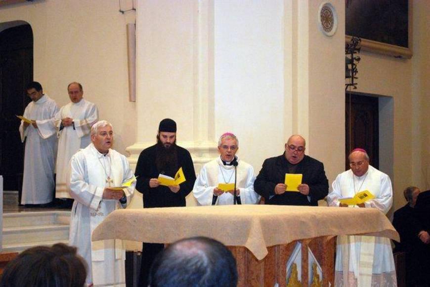 ecumenical mass