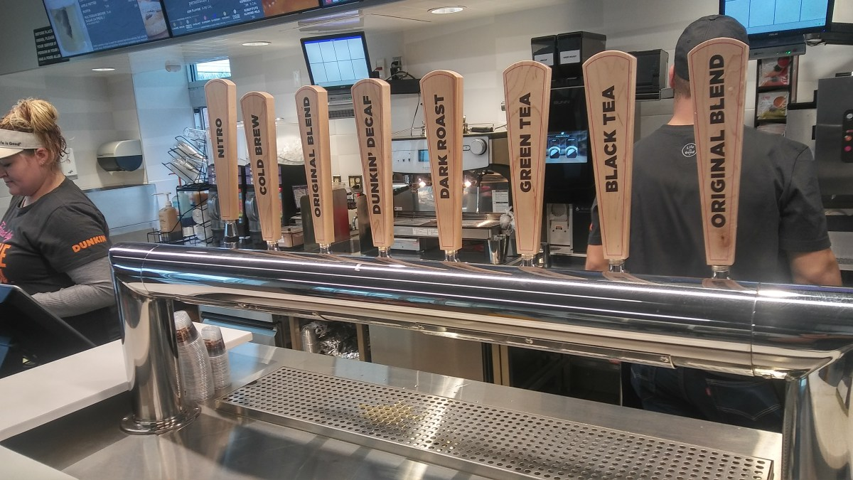 Image result for dunkin next generation store