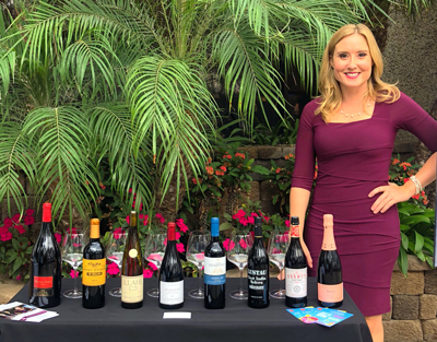 Golden State Wines at the La Jolla Art and Wine Festival