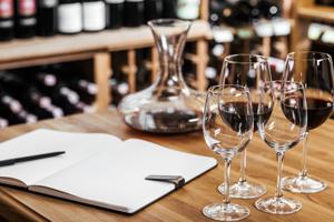 Virtual wine classes