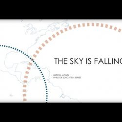 The Sky is Falling...Not!