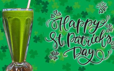 St Patty's Day Smoothie
