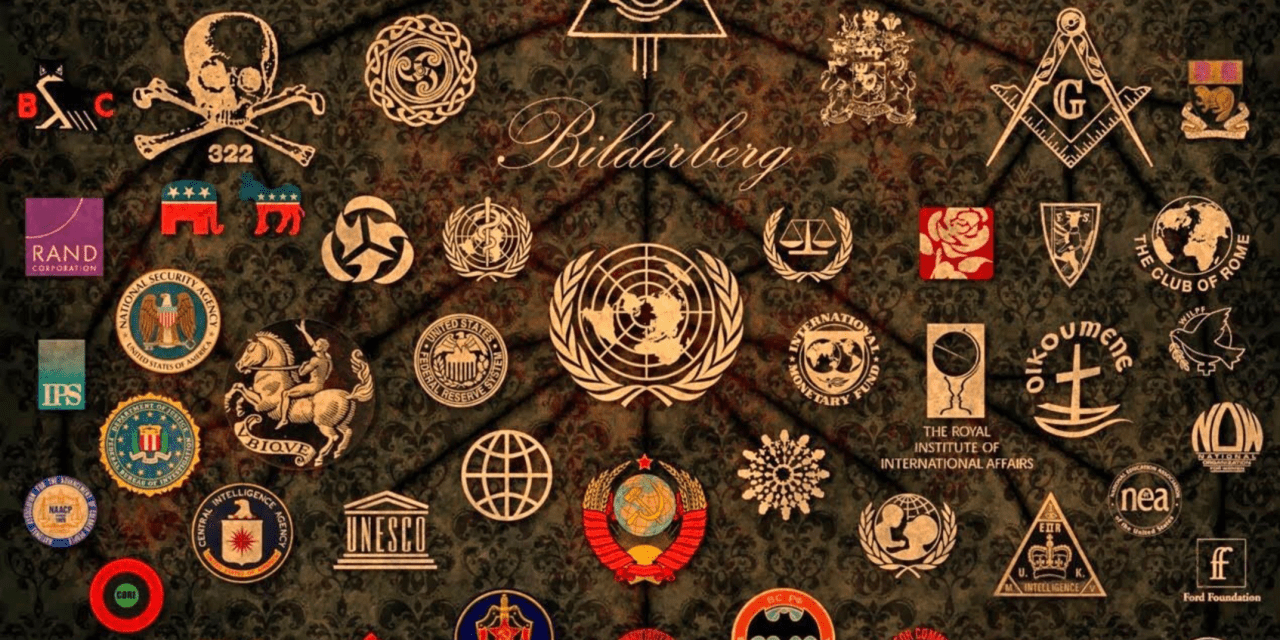 New World Order- great breakdown with a lot of Alex Jones excerpts