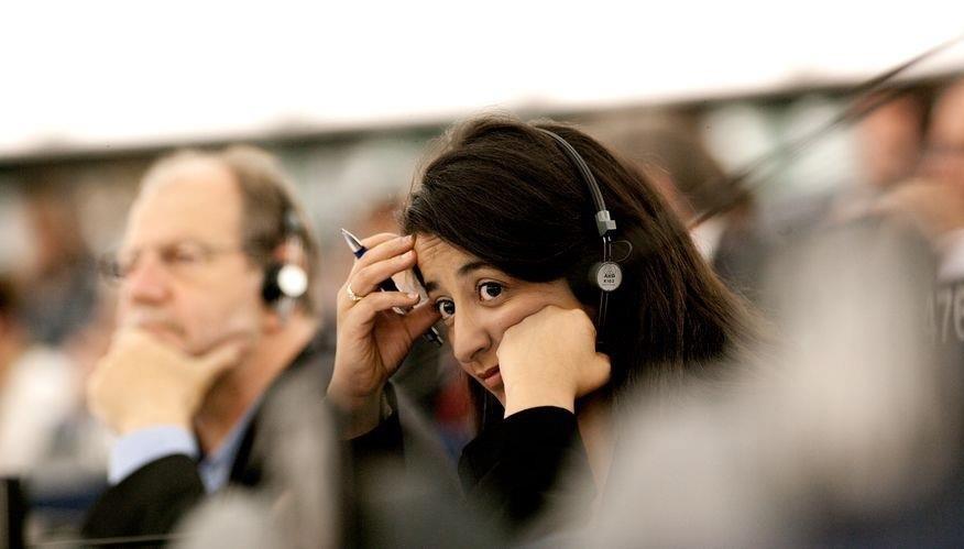 Karima Delli a Venaus: Verdi Europei incoerenti e pasticcioni