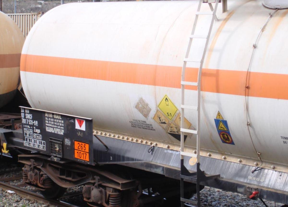 L'inesorabile sicurezza del trasportare le merci su ferrovia