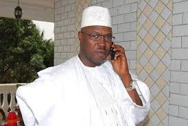 Dr. Ousmane Kaba
