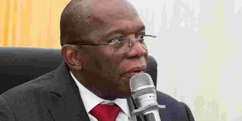 Kassory Fofana, premier ministre, chef du gouvernement
