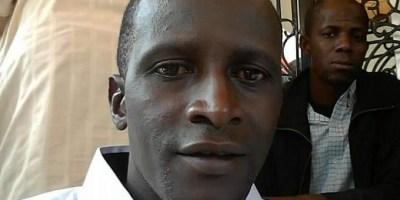 Dr Souleimana Bah, membre du bureau national des jeunes du MoDeL