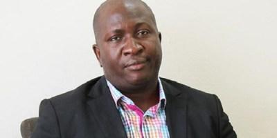 Le journaliste Ibrahima N'Diaye