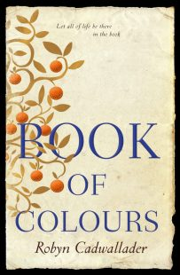 front cover of Book of Colours