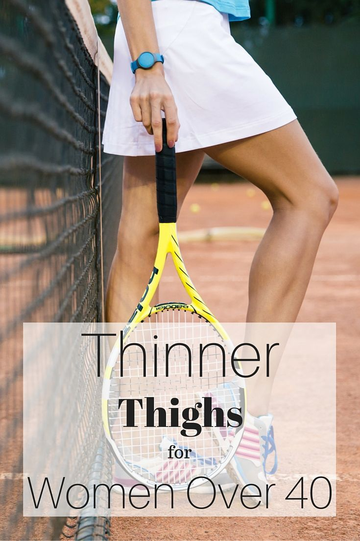 Fitness Motivation Easy Simple Steps To Thinner Thighs For Women Over 40 Work These And See