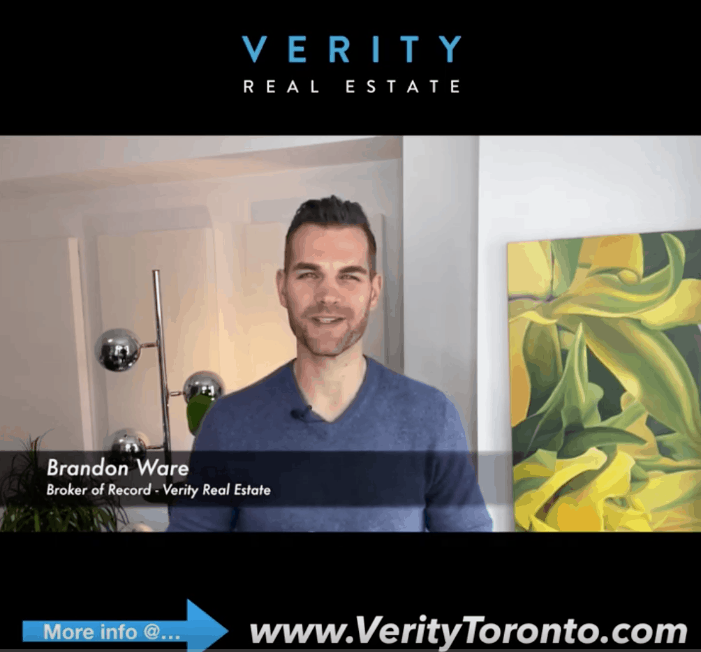 #VerityUpdates – CoVID19 impacts on Toronto Real Estate (March 24th, 2020)