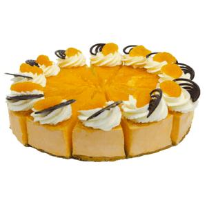Sinaasappelbavaroise Taart