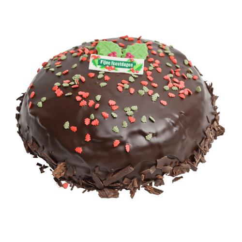 Chocolade Boltaart