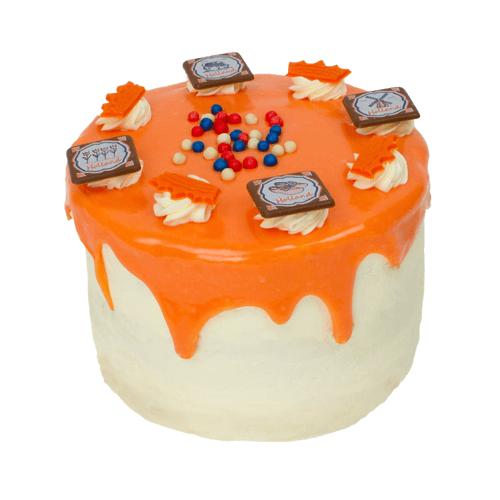 Koningsdag Layer Cake